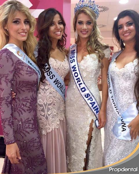 Miss World Spain 2015