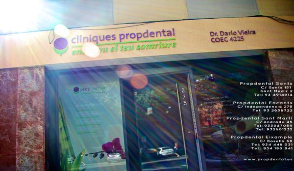 clínica dental encants