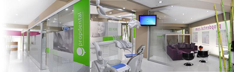 clínica dental propdental encants