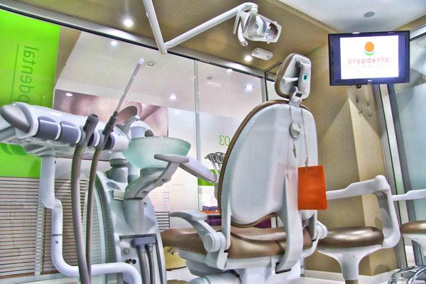 clínicas dentales en Barcelona