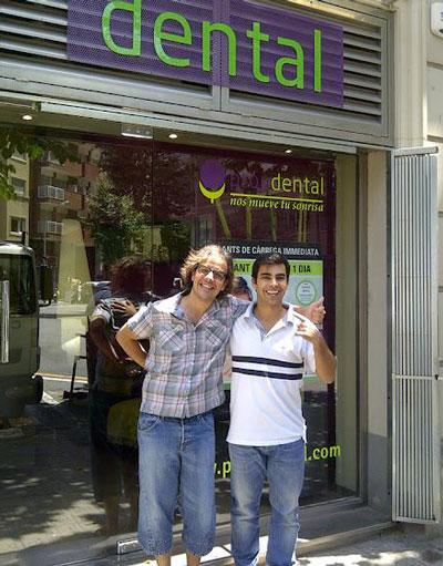 dentista de famosos en Barcelona