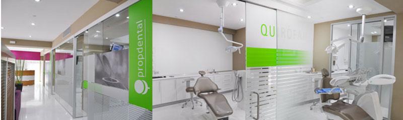 instalaciones clinicas propdental