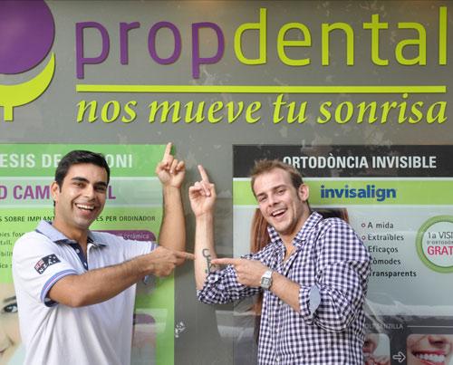 alex casademunt y el dentista de famosos