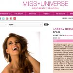 miss spain on miss universe 2012 las vegas