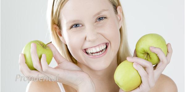 función de los dientes en la nutrición