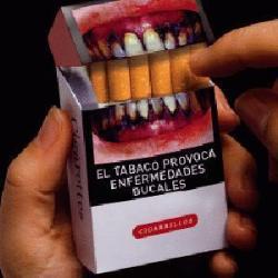 tabaco provoca enfermedad periodontal