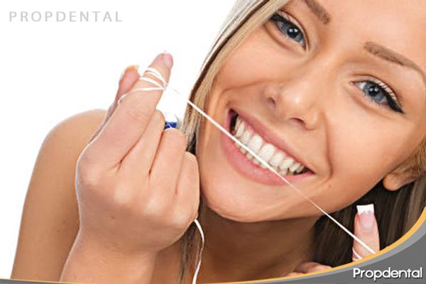 seda dental cuidado de los dientes