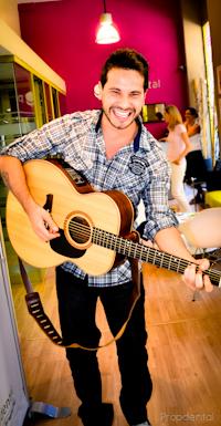 David DM-guitarra