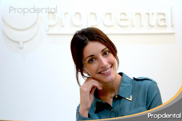 noelia lopez clínica dental Propdental