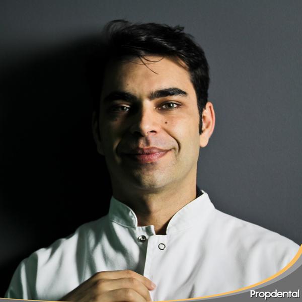 Dario Vieira Pereira Director del equipo de dentistas en Barcelona