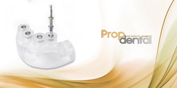 Planificación para una cirugía guiada de implantes