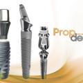 Superficie de implantes dentales