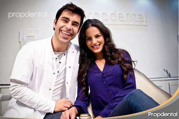 dentista de modelos
