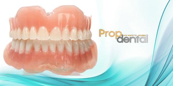 evolucion dentaduras postizas