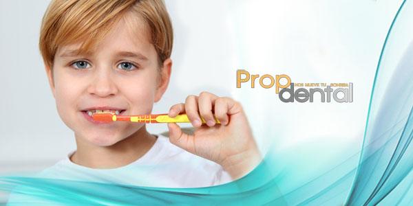 manera cepillar dientes