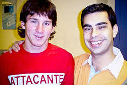 messi dentista