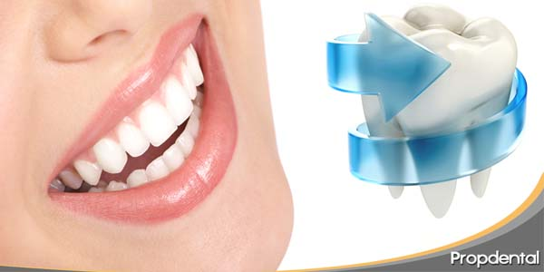 revitalizar diente