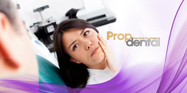 acudir al dentista con dolor