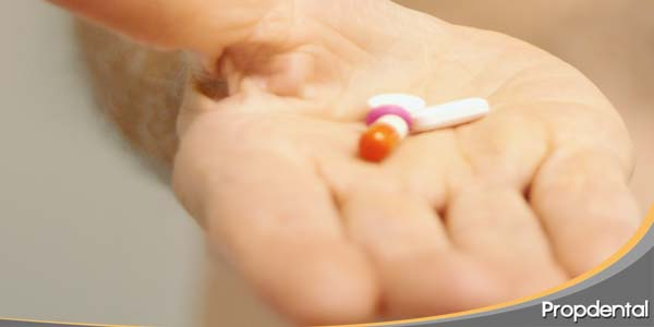 antibiotico para bajar inflamacion de encias