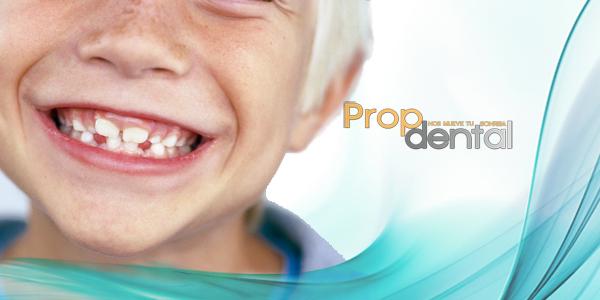 cuidar la salud bucal de los niños