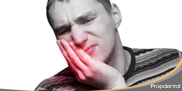 extraccion dental con dolor