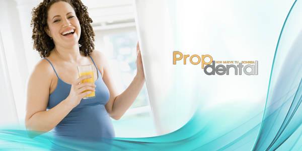 Enfermedades bucodentales durante el embarazo