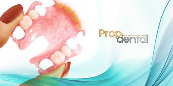 dentadura postiza y la sobredentadura implantosoportada