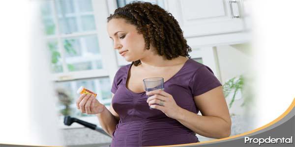 dientes y el embarazo