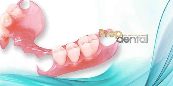 distintas dentaduras postizas