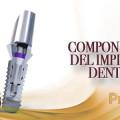 componentes del implante dental