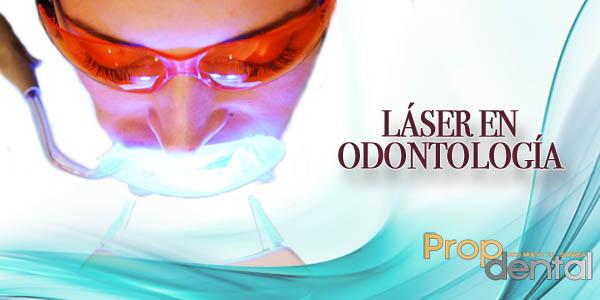 láser en odontologia