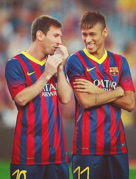 neymar messi Fútbol Club Barcelona