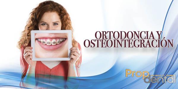 ortodoncia y osteointegración