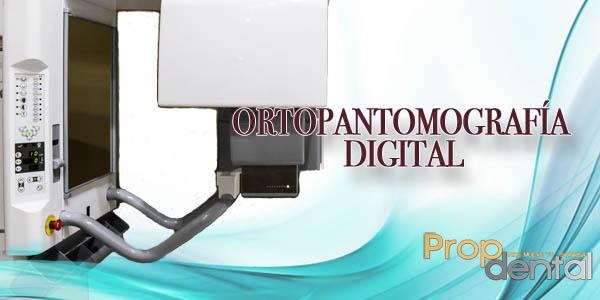 ortopantomografía digital