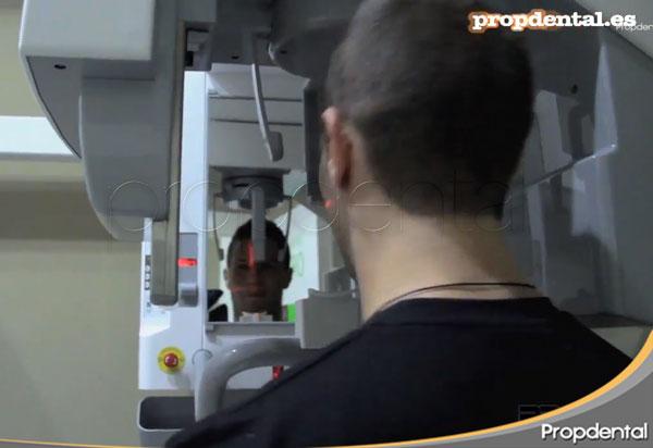precio ortopantomografía digital