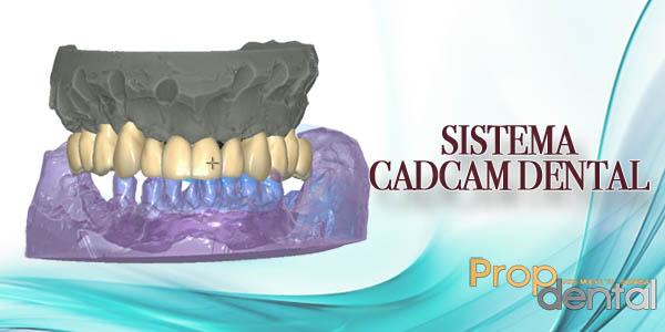 sistema cadcam dental
