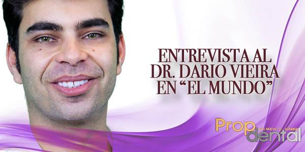 entrevista al dr dario vieira en el mundo