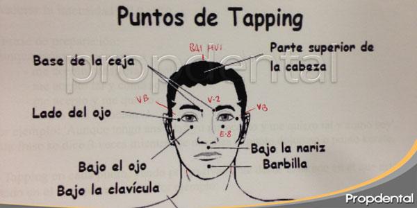 puntos de tapping