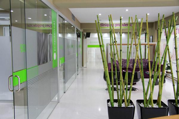 clínicas prodental