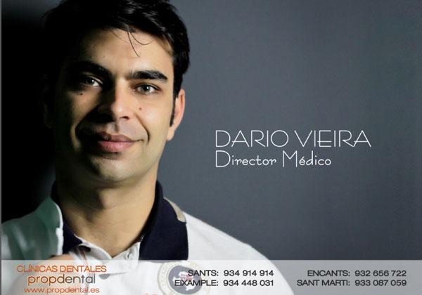 dentista de famosos Dario Vieira Pereira