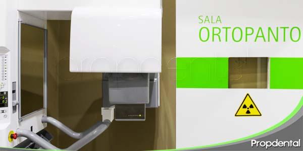 pruebas radiológicas en odontologia