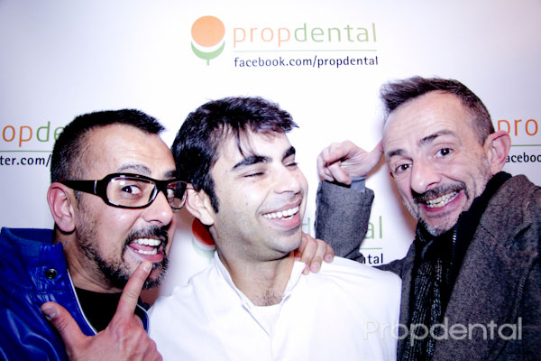 Abert Boira dentista famosos