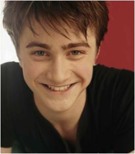 Daniel Radcliffe dientes