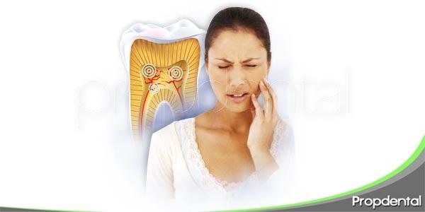 causas de la hipersensibilidad denta