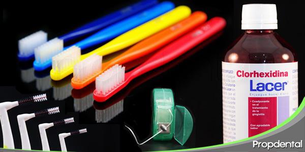 complementos para la higiene oral