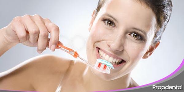 cuidar la boca y los dientes