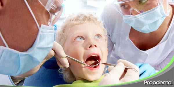 exodoncia en denticion temporal