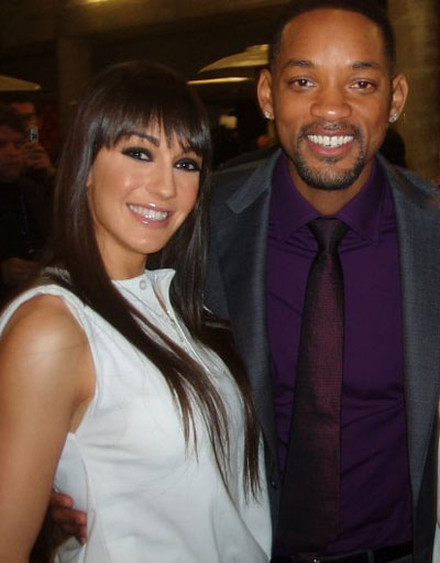 irene suarez con will smith