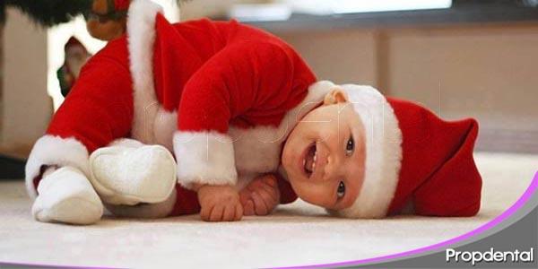 sonrisa en navidades