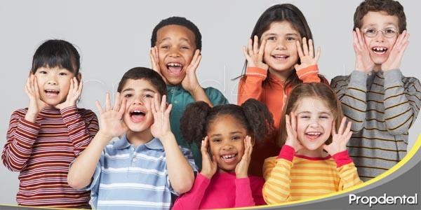 niños e implantes dentales